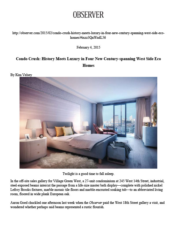 245 West 14th Street | Real Estate West Village, Meatpacking